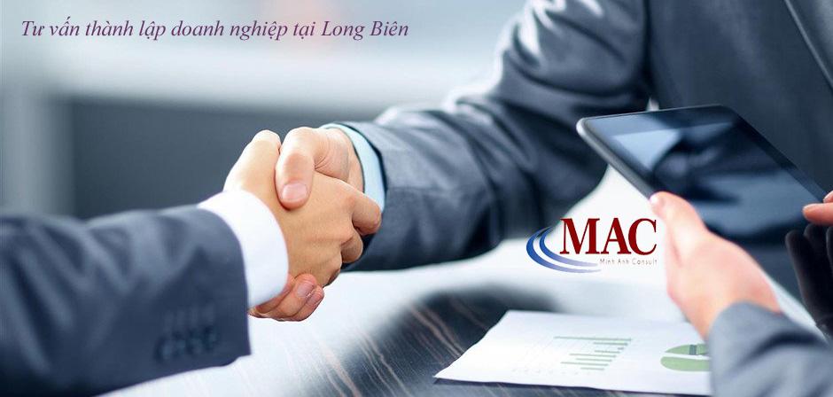 Tư vấn thành lập doanh nghiệp tại Long Biên