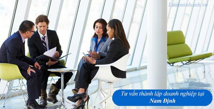 Tư vấn thành lập doanh nghiệp tại Nam Định