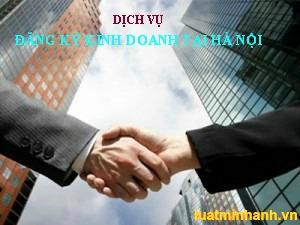 Dịch vụ đăng ký kinh doanh tại Hà Nội giá rẻ