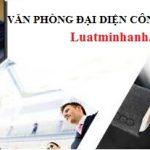 Thành lập cho công ty nước ngoài văn phòng đại diện tại Việt Nam
