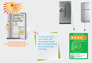 Dịch vụ tư vấn xin giấy phép dán nhãn năng lượng tủ lạnh, thủ tục nhanh chóng