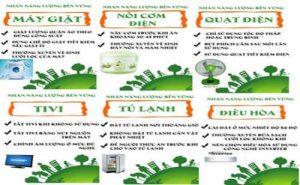 Dịch vụ tư vấn xin giấy phép dán nhãn năng lượng thiết bị gia dụng miễn phí, chi phí giá rẻ