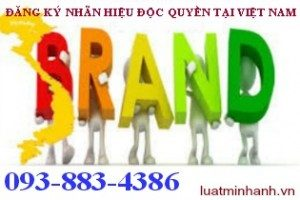 Tư vấn đăng ký nhãn hiệu hàng hóa độc quyền tại Việt Nam