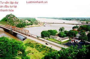 Tư vấn lập dự án đầu tư tại Thanh Hóa
