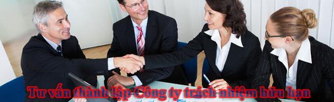 Tư vấn thành lập Công ty trách nhiệm hữu hạn