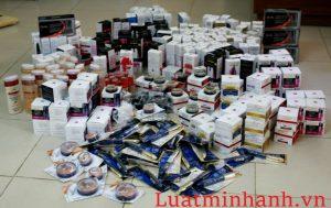 Dịch vụ công bố mỹ phẩm nhập khẩu tại thái bình