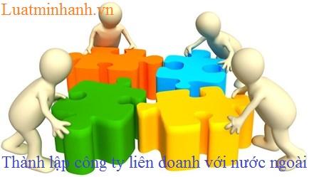 Khái niệm và đặc điểm doanh nghiệp liên doanh với nước ngoài