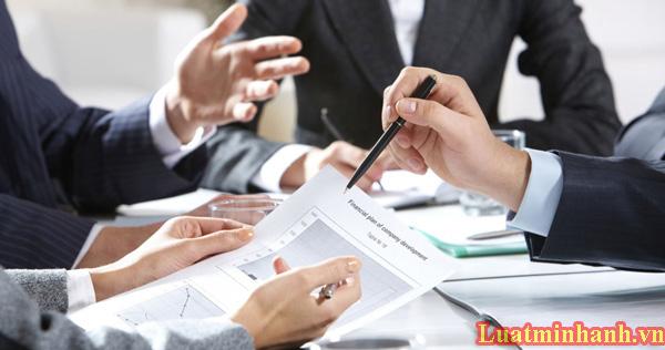 Thủ tục cấp giấy chứng nhận đăng ký đầu tư