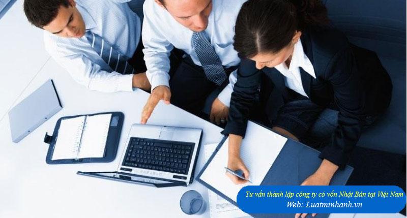 Tư vấn thành lập công ty có vốn Nhật Bản tại Việt Nam