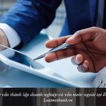 Tư vấn thành lập doanh nghiệp có vốn nước ngoài tại Đà Nẵng