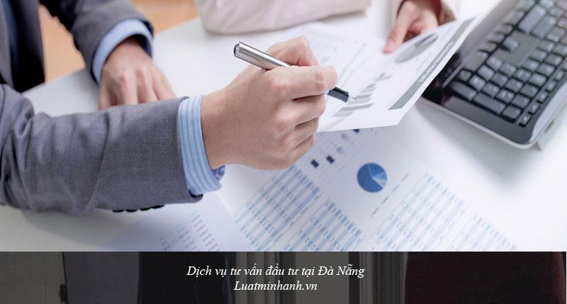 Dịch vụ tư vấn đầu tư tại Đà Nẵng