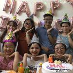 Sinh nhật Luật Minh Anh lần thứ 6 ngày 2.7.2018