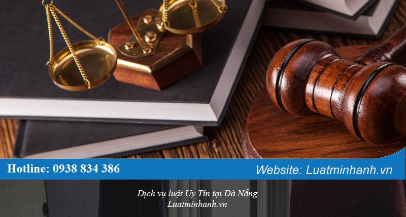 Dịch vụ luật tại Đà Nẵng