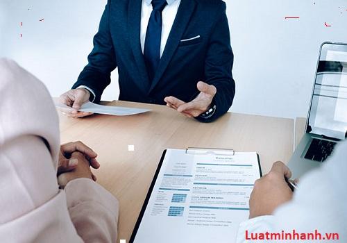 Quy định về thủ tục điều chỉnh giấy phép đầu tư năm 2020