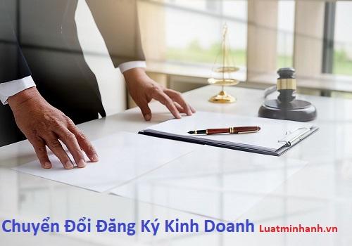 Chuyển đổi đăng ký kinh doanh tại Hà Nội
