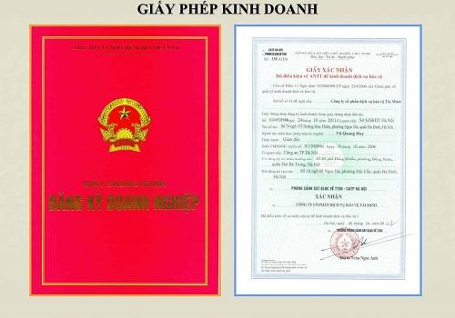 Tư vấn xin cấp lại giấy phép đăng ký kinh doanh