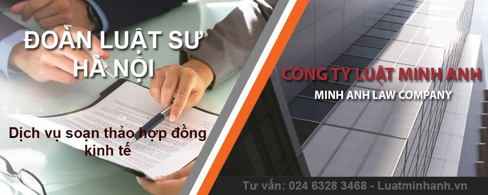 Dịch vụ soạn thảo hợp đồng kinh tế