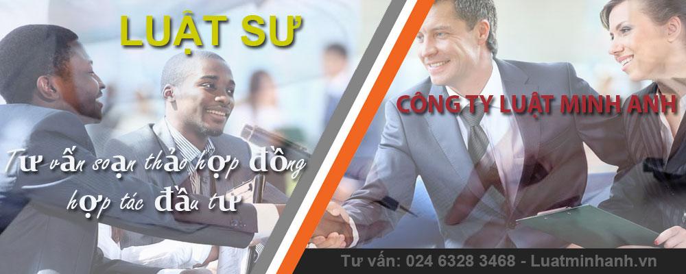 Tư vấn soạn thảo hợp đồng hợp tác đầu tư
